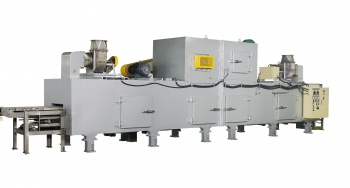 Horizontal Flash Drying Oven (LOV-80)