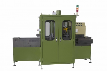 Automatic Continuous Plate Frame Brushing Machine(LBR-4F)